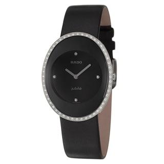 Rado Women's 'Esenza' Diamond-accented Swiss Quartz Watch