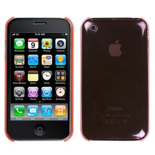INSTEN T-Hot Pink SLIM Back Phone Case Cover for Apple iPhone 3G/ 3GS