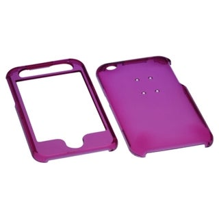 INSTEN T-Hot Pink Phone Case Cover for Apple iPhone 3G/ 3GS