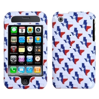 INSTEN Texas Phone Case Cover for Apple iPhone 3G/ 3GS