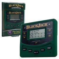 RecZone Electronic Handheld Las Vegas Style Blackjack Game