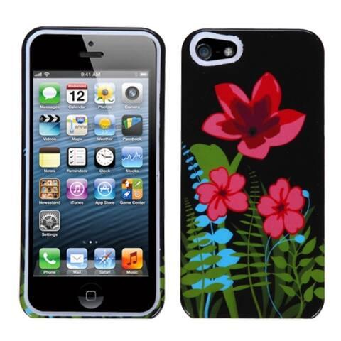 INSTEN Garden Night Phone Protector Case for Apple iPhone 5/ 5C/ 5S/ SE