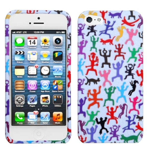 INSTEN Cave Painting Phone Protector Case for Apple iPhone 5/ 5C/ 5S/ SE