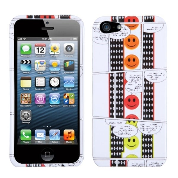 INSTEN Dialogue Phone Protector Case for Apple iPhone 5/ 5C/ 5S/ SE