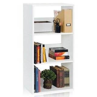 Linden Eco 3-Shelf Bookcase Modern Storage Shelf by Way Basics LIFETIME GUARANTEE|https://ak1.ostkcdn.com/images/products/8146226/P15489173.jpg?_ostk_perf_=percv&impolicy=medium
