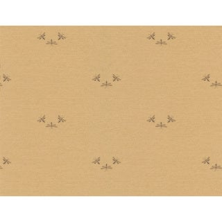 Brewster Light Brown Dragonflies Wallpaper