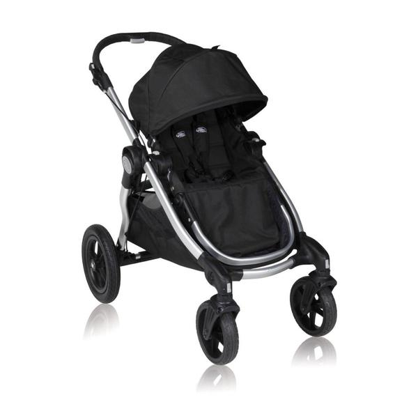 Baby Jogger City Select Single Stroller in Onyx