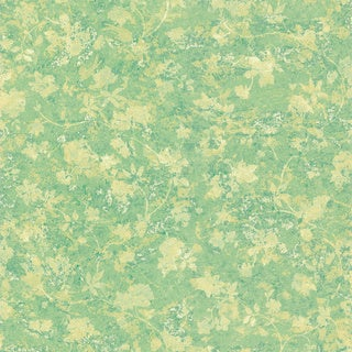 Brewster Green Leaves Texture Wallpaper