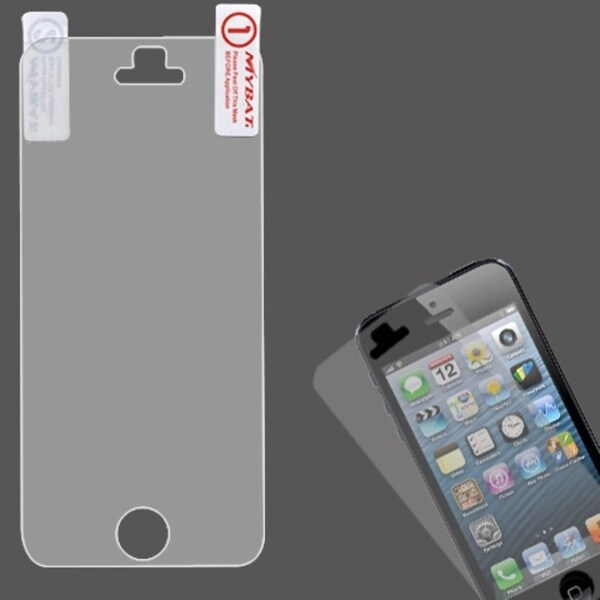 INSTEN Smoke Screen Protector for Apple iPhone 5/ 5S/ SE