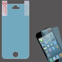 INSTEN Blue Screen Protector for Apple iPhone 5/ 5S/ SE