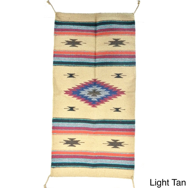 Shop Mexican Style Indoor/Outdoor Area Rug/ Mat