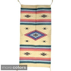 Mexican Style Indoor/Outdoor Area Rug/ Mat
