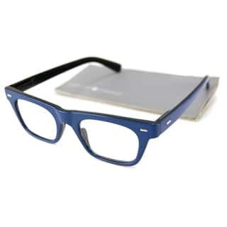 Gabriel + Simone Readers Men's/ Unisex Lyon Rectangular Reading Glasses|https://ak1.ostkcdn.com/images/products/8146858/8146858/Gabriel-Simone-Readers-Mens-Unisex-Lyon-Rectangular-Reading-Glasses-P15489610.jpg?impolicy=medium