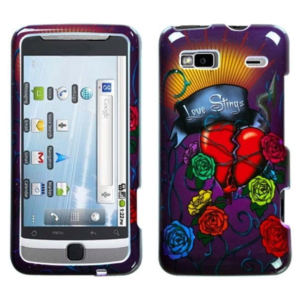 INSTEN Love Stings Phone Case Cover for HTC G2 Vision