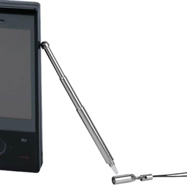 INSTEN Silver Universal Stylus Pen for Cell Phones
