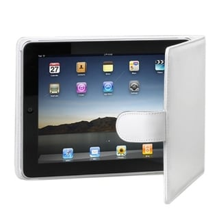 INSTEN White Tablet Case Cover for Apple iPad