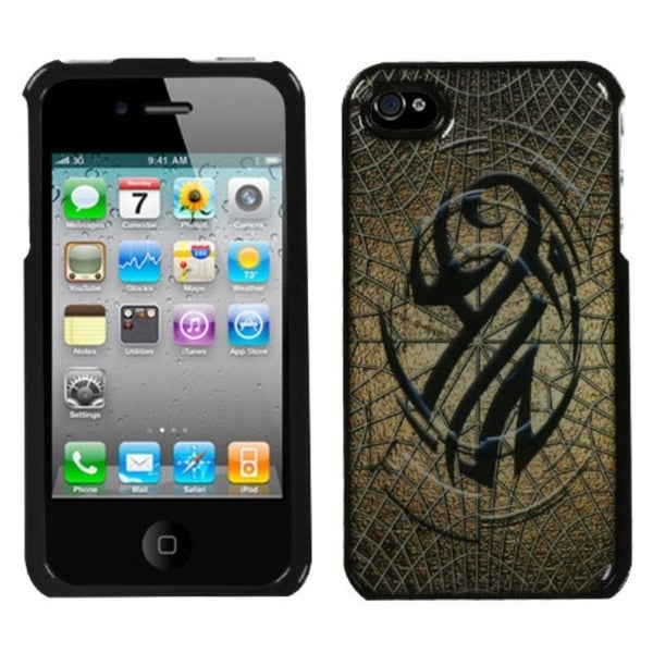 INSTEN Web of Iron Dream Phone Case Cover for Apple iPhone 4/ 4S