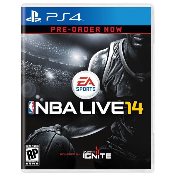 PS4 - NBA Live 14