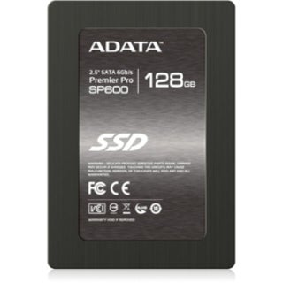 "Adata Premier Pro SP600S3 128 GB 2.5"" Internal Solid State Drive"