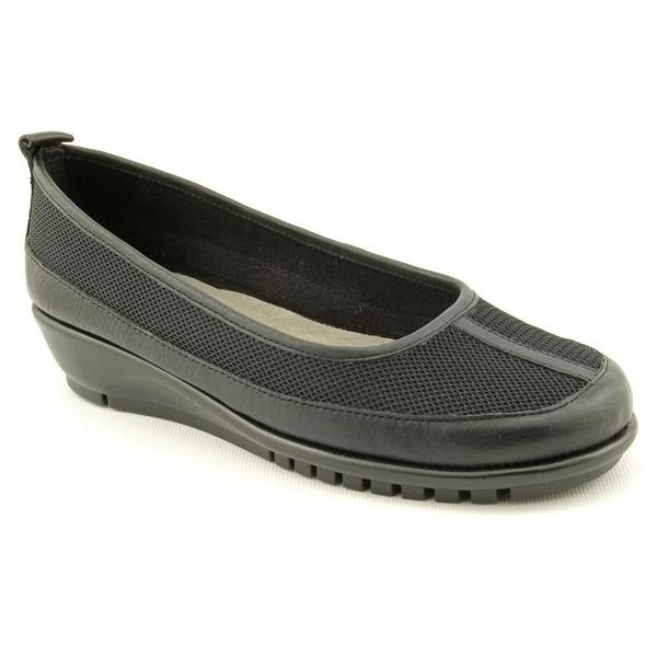 Women's Aerosoles Endurance Black Leather
