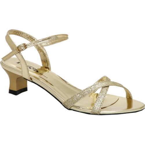 Women's Lava Shoes Sugar Gold Glitter