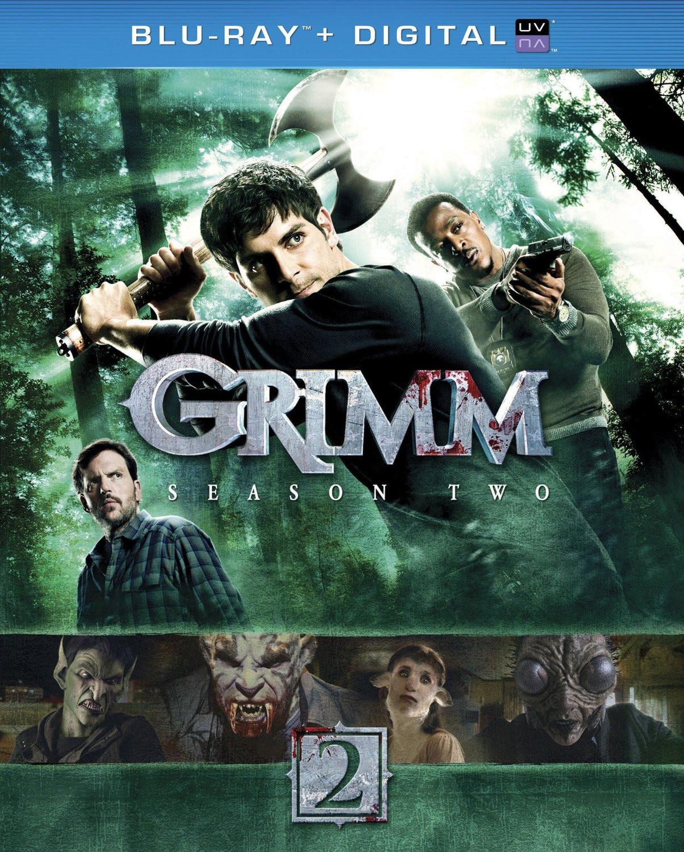 Grimm: Season Two (Blu-ray Disc)