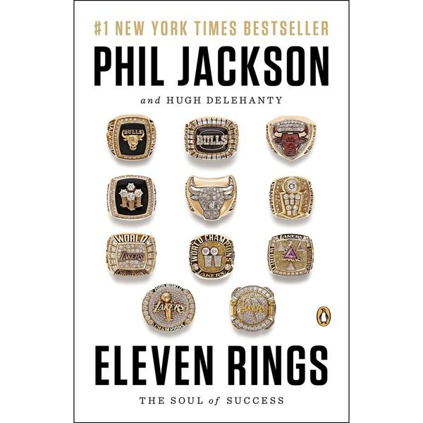 Eleven Rings: The Soul of Success (Paperback)
