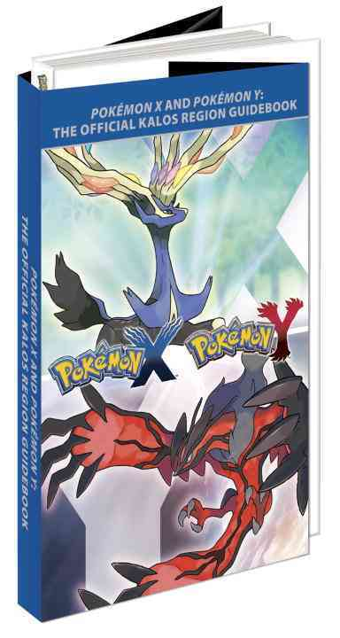 Pokemon X & Pokemon Y: The Official Pokemon Strategy Guide (Hardcover)