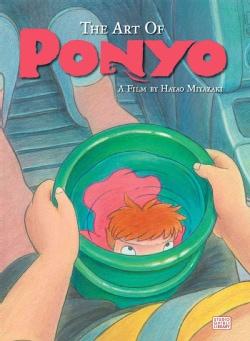 The Art of Ponyo (Hardcover)