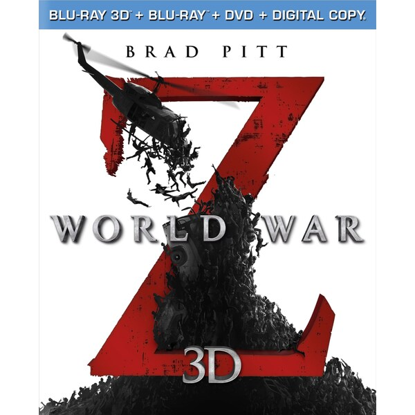 World War Z 3D (Blu-ray/DVD)