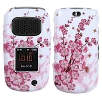 INSTEN Spring Flowers Phone Case Cover for Samsung A997 Rugby III