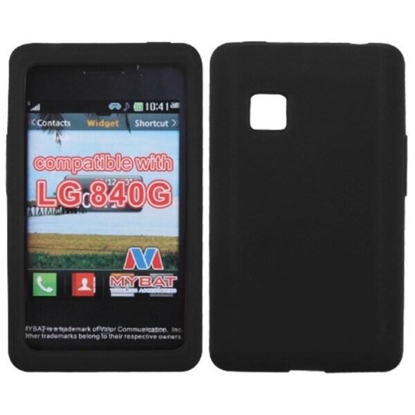BasAcc Solid Skin Case for LG 840G