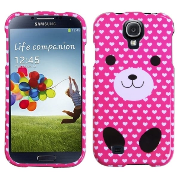 BasAcc Dog Love Case for Samsung Galaxy S4/ S IV i9500/ i337