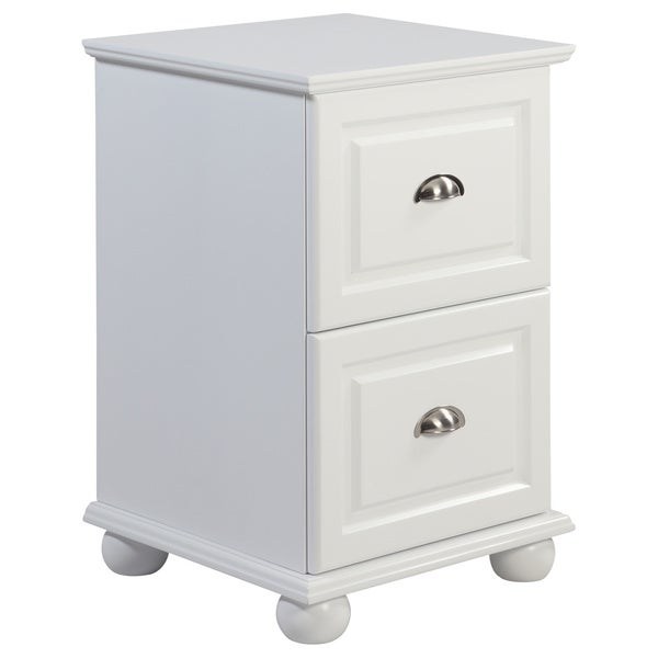 white filing cabinet shop copper grove 2 drawer white storage cabinet free 28568