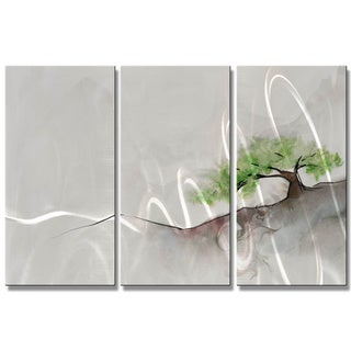 Christopher Price 'Sumi Spring' Metal Wall Decor