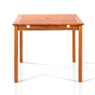 Eco-friendly Well Square 47 x 47-inch Wood Table