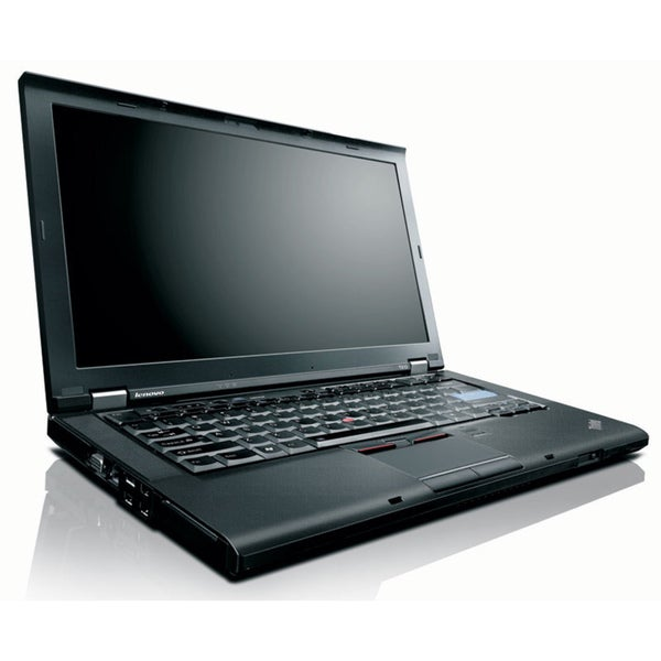 "Lenovo Thinkpad T410 2.4GHz 4GB 320GB Win 7 14"" Laptop (Refurbished)"