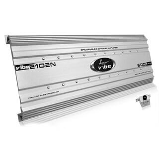 Lanzar MAV6000 Mosfet Amplifier Vibe 6000 Watts 2 Channel