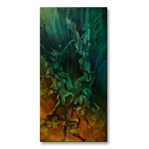 Michaels Metal Wall Decor : Michael lang uproar metal wall art free shipping today