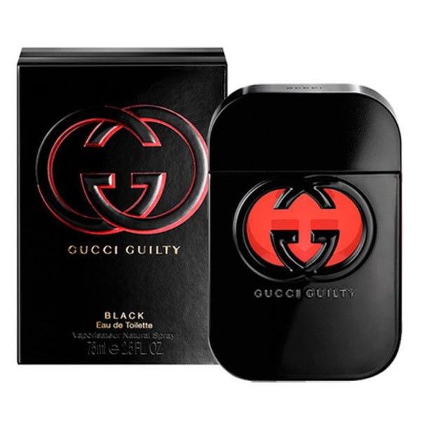 67d4ce8f1 Shop Gucci Guilty Black Women's 2.5-ounce Eau de Toilette Spray ...