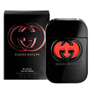 Gucci Guilty Black Women's 2.5-ounce Eau de Toilette Spray