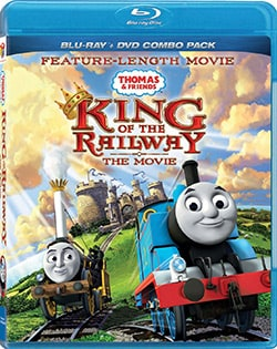 Thomas & Friends: King of the Railway (Blu-ray Disc)