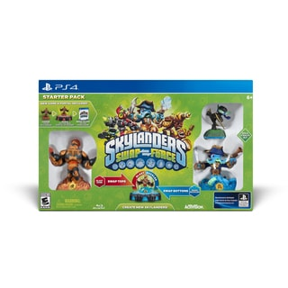 PS4 - Skylanders SWAP Force Starter Pack