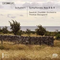 Swedish Chamber Orchestra - Schubert: Symphonies Nos. 8 & 9