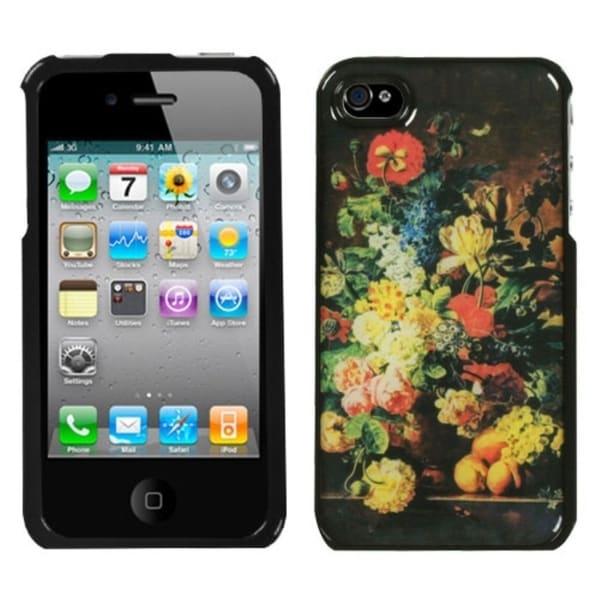 INSTEN Springtime Dream Phone Case Cover for Apple iPhone 4/ 4S