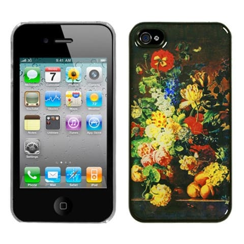 INSTEN Springtime Dream Back Phone Case Cover for Apple iPhone 4/ 4S