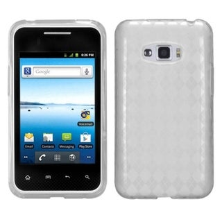 INSTEN T-Clear Phone Case Cover for LG LS696 Optimus Elite/ VM696 Optimus Elite