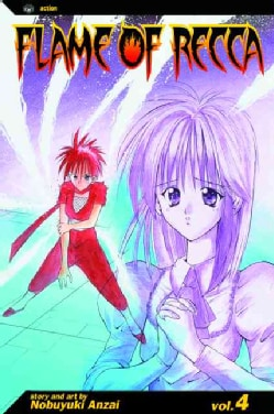 Flame of Recca 4 (Paperback)