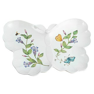 Lenox Butterfly Meadow Hors d'Oeuvre Tray