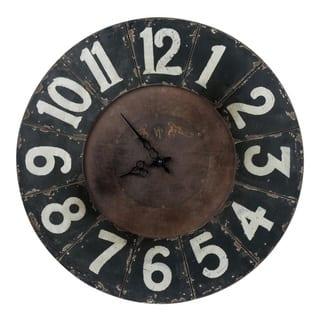 Peirce Clock|https://ak1.ostkcdn.com/images/products/8157811/Peirce-Clock-P15499127.jpg?impolicy=medium